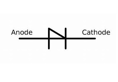 Symbol for Shockley Diode