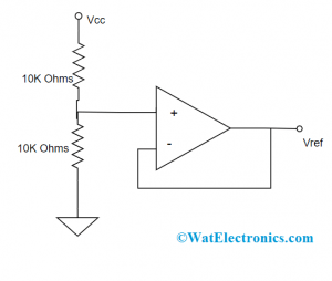Application of Voltage Follower