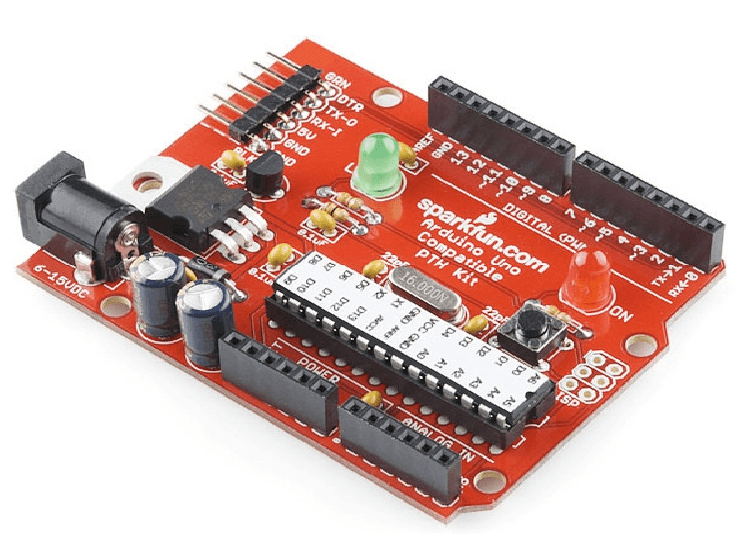 Arduino Red Board