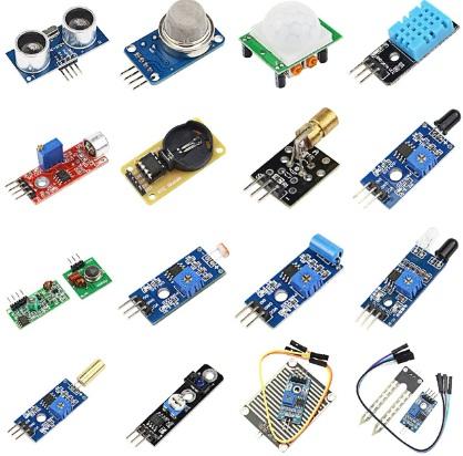 Types of Arduino Sensor