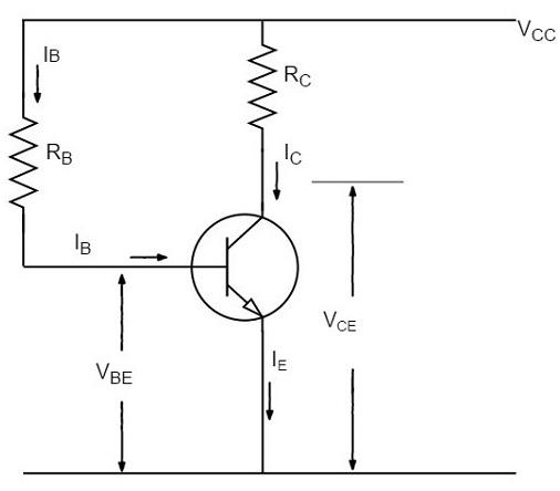 Base Resistor Transistor Biasing
