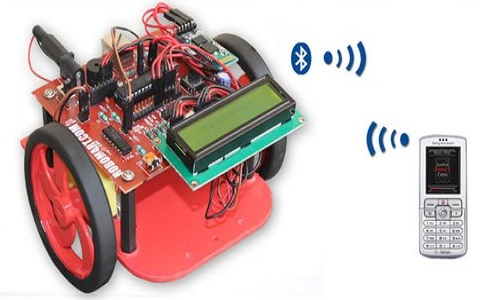 Bluetooth Controlled Car Using Arduino Device
