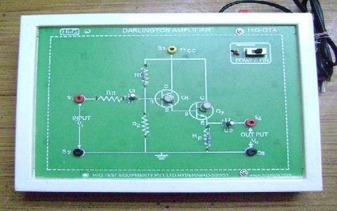 Cascode Amplifier
