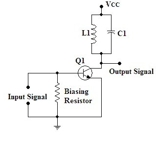 Class C Power Amplifier Circuit