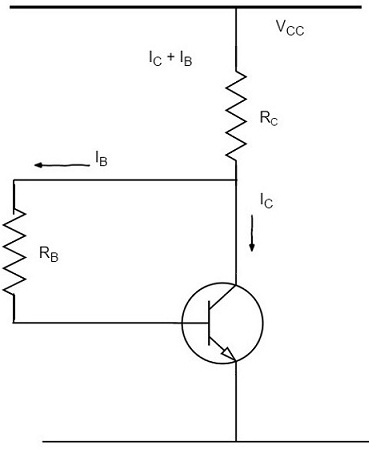 Collector Feedback Resistor