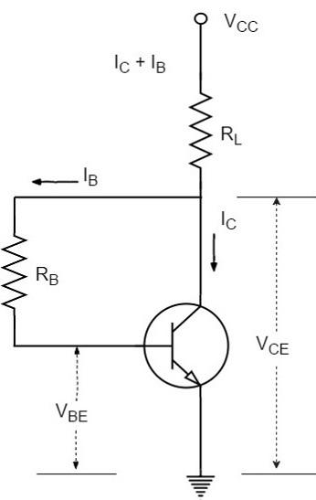 Collector Base Transistor Biasing