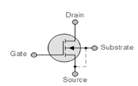 Enhancement Type MOSFET