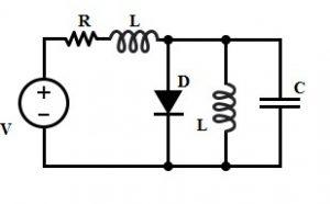 Gunn Diode Oscillator Circuit