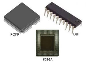 Integrated Circuit Packages