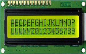 LCD 16 X2