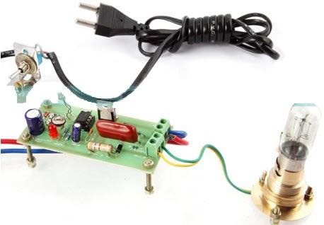 Light Sensor Circuit Application-Sunset to Sunrise Lighting Switching Project by Edgefxkits.com
