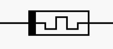 Memristor Symbol