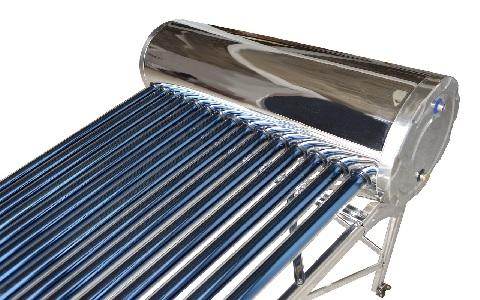 Mini 20 Liter Solar Based Water Heater