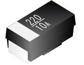 Niobium Electrolyte Capacitor