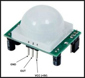 Passive Infrared Detectors (PIR)