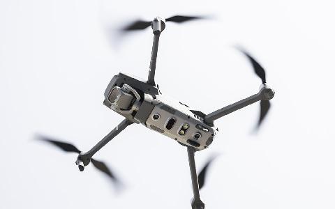 Raspberry Pi Drone with Camera