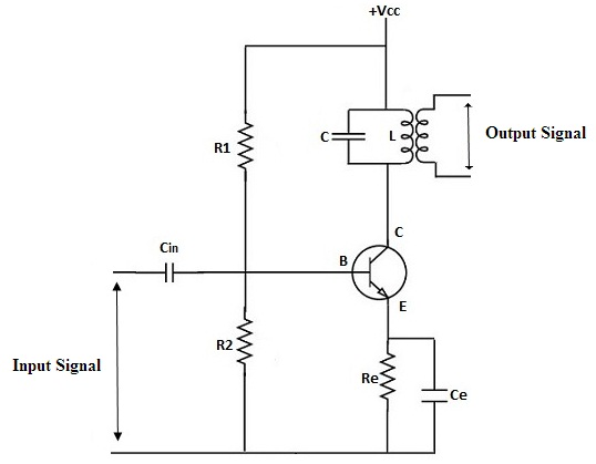 Tuned Amplifier Circuit