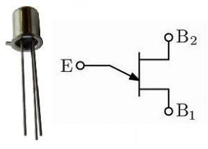 Uni Junction Transistor