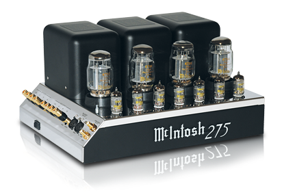 Vacuum Tube Audio Amplifier