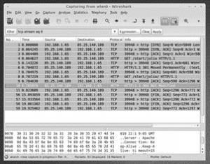 Wireshark Network Simulation