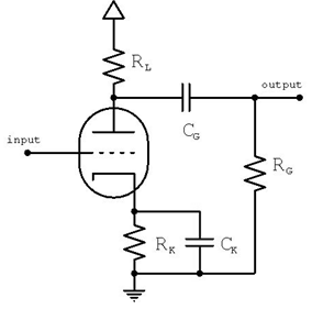 Cathode-Bypass-Capacitor