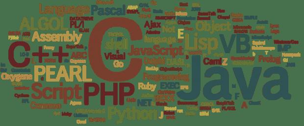 Different Programming Languages