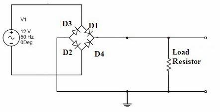 full wave rectifier (bridge)