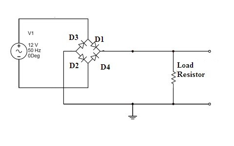 full wave rectifier (bridge)