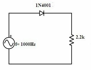 half wave rectifier practical