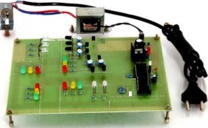 Prototype of Traffic Light Control System