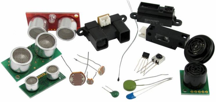 Know about Different Types of Sensors with their Applications